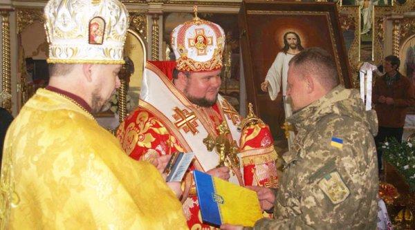 У Берегові молитовно вшанували ікону Христа та пам'ять преподобного Варсонофія