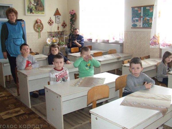 У дитсадку берегівської Дийди стало тепло завдяки громаді та меценатам / ФОТО