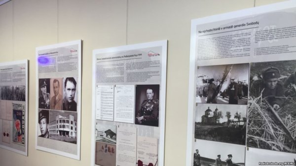 Доля Закарпаття у часи Другої світової війни очима чеських істориків
