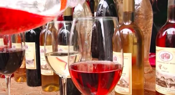 У Берегові пройшов фестиваль білого вина