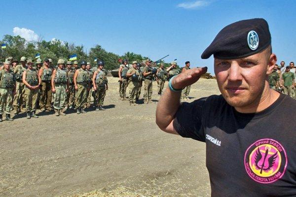 Уродженець Берегова майор Вадим Сухаревський став першим з військових, що вступили в бій з кремлівськими бойовиками на Донбасі