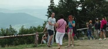 Туристів на Закарпатті зазвичай приваблюють гори й полонини! (ВІДЕО)
