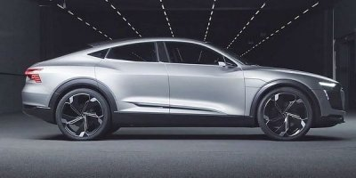 Німецький автовиробник представив серійний електрокроссовер Audi E-Tron