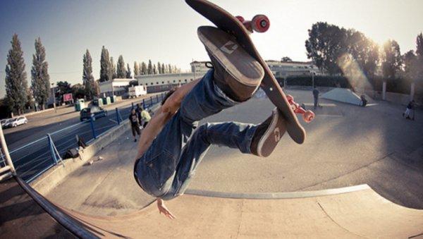 В Берегові з'явиться скейт-парк, берегівчани можуть запропонувати його місце розташування